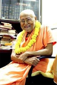 Srila Bhakti Ballabh Tirtha Maharaj