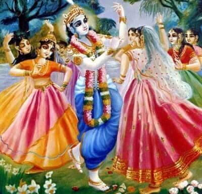 Jaya Radhe Jaya Krishna Jaya Vrindavana