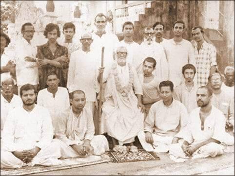 Srila Bhakti Rakshak Sridhar Dev Goswami Maharaj