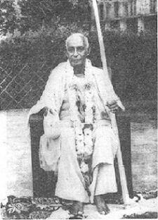 Srila Bhakti Hriday Van Goswami Maharaj