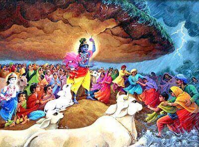 Sri Goverdhan