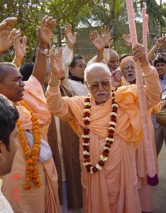 Dasavatar by His Divine Grace Srila Bhakti Ballabh Tirtha Goswami Maharaj