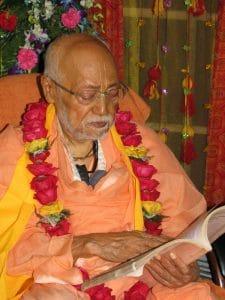 His Divine Grace Srila Bhakti Ballabh Tirtha Goswami Maharaj